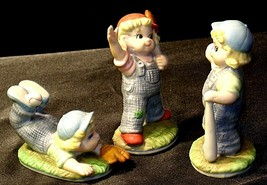 Baseball Player Figurines  ( 3 Pieces) AA-192029 Vintage image 2