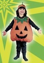 Fun World Plump Pumpkin Toddler Costume, Multicolor, Large 3T-4T - $9.61