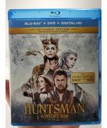 The Huntsman: Winter's War - Extended Edition (Blu-ray + DVD + Digital H... - $9.41