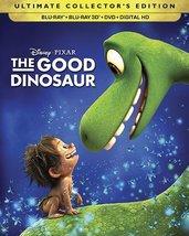 The Good Dinosaur [3D + DVD + Blu-ray + Digital] (2016)