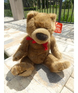 Gund Plush Stuffed Teddy Bear Bears Doobie Number 2321 Retired - $20.00