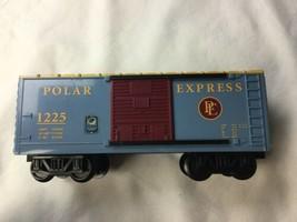 Lionel Polar Express Boxcar G-Gauge 10TH Anniversary Train Car Add On - $116.86