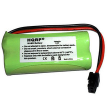 HQRP Cordless Phone Battery for Uniden BT-1021 BT1021 BT-1025 BT1025 DCX309 - $5.35