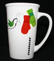 Starbucks Coffee 2011 Tall Coffee / Tea Mug Cup 21fl.oz / 620ml - $23.78