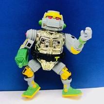 Teenage Mutant Ninja Turtles TMNT action figure playmates 1989 Metalhead... - $16.35