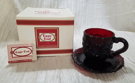 Vintage Avon 1876 Cape Cod Cup and Saucer Set, NIB (1975-93) - $13.50