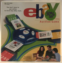 New Ebay the electronic talking auction game Hasbro Parker Brothers - $9.49