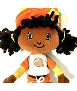 Strawberry Shortcake Orange Blossom 2003 Plush Fraisinette Soft Doll - $26.24