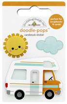 Doodle-Pops 3D Sticker Doodlebug Designs  image 5