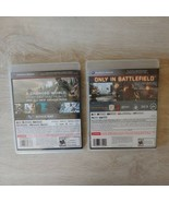Call of Duty Ghosts & Battlefield 4 Play Station 3 (PS3) Action Games Bu... - $24.75