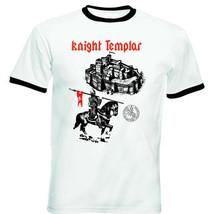 KNIGHT TEMPLAR 54 - NEW BLACK RINGER COTTON TSHIRT - $19.53