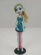 "Monster High 11"" Doll Laguna Blue Dot Dead Gorgeous  - $16.39"