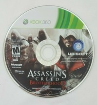 Assassin's Creed: Brotherhood (Microsoft Xbox 360, 2010) - Disc Only - $4.41
