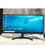 "LG - 34WL500-B 34"" IPS LED UltraWide FHD FreeSync Monitor with HDR - Black - $309.60"