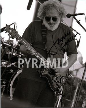 Primary image for JERRY GARCIA  Autographed Signed Photo w/ Certificate of Authenticity - 10116