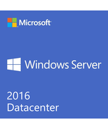 WINDOWS SERVER 2016 DATACENTER 64 bit - $35.99