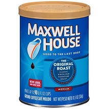 Maxwell Coffee Diversion Safe Stash Can - 11.5oz 2017 Model - $26.15