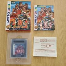 GAME BOY COLOR SANGOKUSHI Game Boy Ver. 2 Nintendo GBC Confirmed Operati... - $88.29