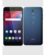 Entsperrt LG Xpression Plus 16GB Gsm Smartphone, Marokkanische Blau - $106.52