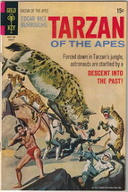 Tarzan Comic Book #202, Gold Key Comics 1971 FINE+ - $14.49