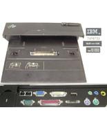 IBM Thinkpad A R T X series T41 R40 R50 X30 Docking Station 74P6734 - $8.90