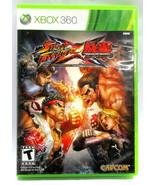 Microsoft Game Street fighter vs. tekken - $22.99