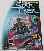 Star Trek Voyager: Warp Factor Series 2 Swarm Alien 4 inch Action Figure - $13.37