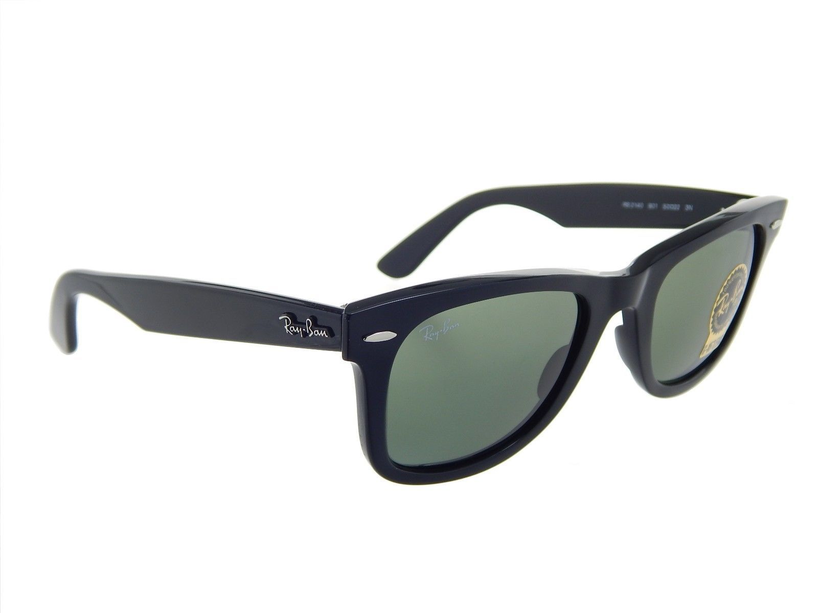 f29ba461814b2 ... new w lenses sunglasses tradesy 3fd86 a16ff  spain ray ban rb2140  classic wayfarer shades black g 15 lens 54mm 50 off 76.50 95b6a