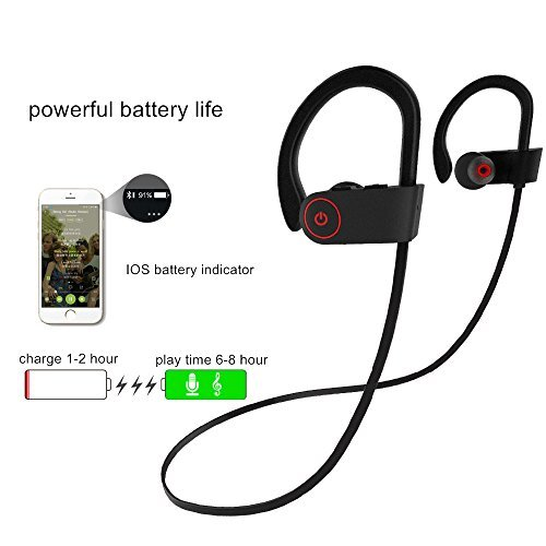 Wireless Bluetooth Headphones for Runner or sports workout