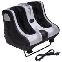 Shiatsu Leg & Calf Massager Deep Kneading 80W Built-in Heat Air Massage ... - $177.64