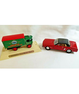 Collectibles 1918 Atkinson Steam Wagon Truck Swan Brewery & Red Ford Mu... - $25.75
