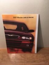 1997 Mazda Millenia Sales Brochure Catalog - $7.91