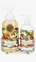 Michel Design Works Scented Foaming Hand Soap and Lotion Gift Set Pumpkin Melody - $45.17