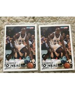 2- 1993-94 Fleer Shaquille O'Neal Card #149 MINT Shaq Orlando Magic PSA ... - $19.95