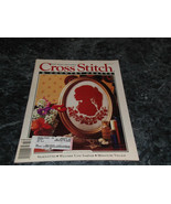 Cross Stitch & County Crafts Magazine September October 1991 Swashbuckler - $2.99