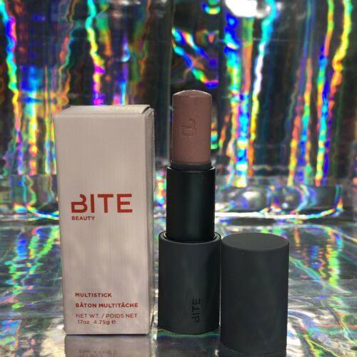 NIB Bite Beauty Discontinued FULL SZ MULTISTICK SHADE Nectar • Dusty Lavender