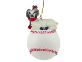 Dahl Sheep Baseball Ornament - $17.99