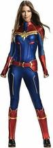 Rubiesl Grand Heritage Capitán Marvel Adulto Mujer Disfraz Halloween 701058 - $158.30