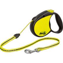 Flexi North America Yellow Neon Reflective Small Tape 16 Ft/26 Lb 840317... - $39.97