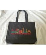 San Francisco California Tote Shoulder Shopping Bag Large Cotton  USA - $15.28