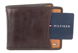 Tommy Hilfiger Men's Premium Leather Credit Card ID Wallet Passcase 31TL220014 image 13