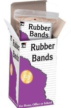 Charles Leonard Superior Quality Rubber Bands in 4.25 Pound Zip-Lock Bag... - $25.67