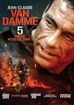 JEAN-CLAUDE VAN DAMME: 5 MOVIE COLLECTION NEW DVD - $26.40