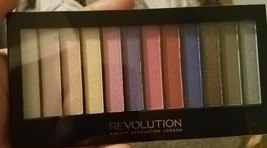 Makeup Revolution's Unicorns Are Real Redemption Eye Shadow Palette, New... - $9.95