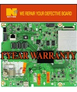 Mail-in Repair Service For LG 55UF6800 MAINBOARD - $99.95