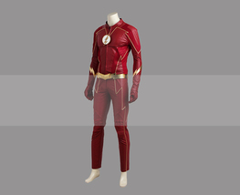 CW The Flash Season 4 Barry Allen The Flash Suit Cosplay Costume Buy - $207.00+