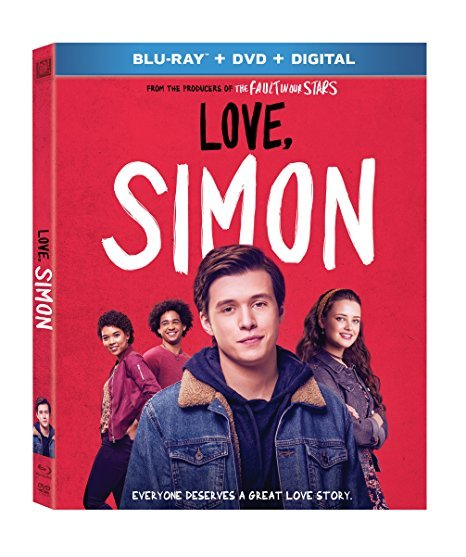 Love, Simon [Blu-ray + DVD + Digital]