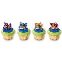 DecoPac Teenage Mutant Ninja Turtles Cupcake Rings (12 Count) - $4.99