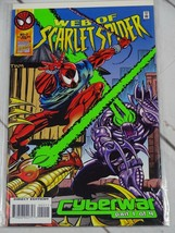 WEB OF SCARLET SPIDER # 2 Bagged and Boarded - C1854 - $1.99