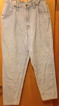 Eddie Bauer blue jeans size 16 ladies waist 32 inseam 31 - $5.95